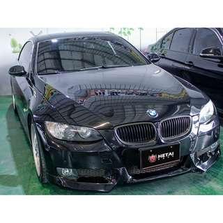 2008 BMW 335i 黑