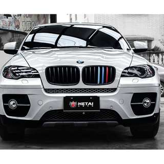 2009 BMW X6 4.4 白