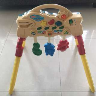 Baby exercise gym