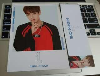 Wanna One Park Ji Hoon