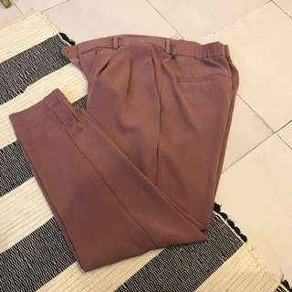 Pre-owned Uniqlo Jogger Pants