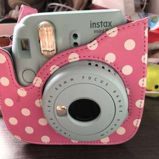 Fujifilm instant mini 9 camera