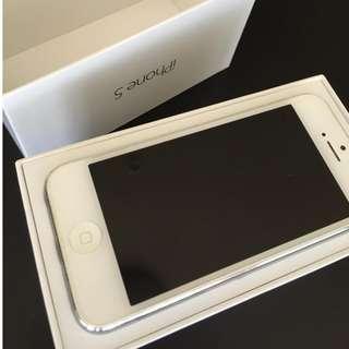 Iphone 5 - 64GB