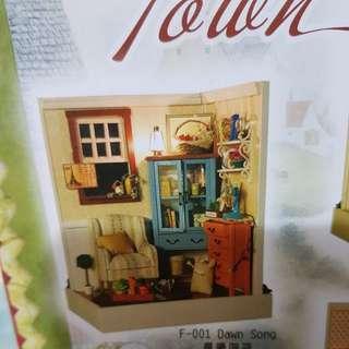 Cosy room DIY Kit