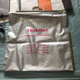 Special bag for chocolate