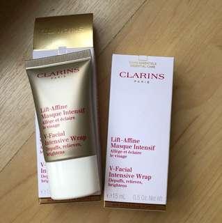 BN Clarins V-facial intensive wrap
