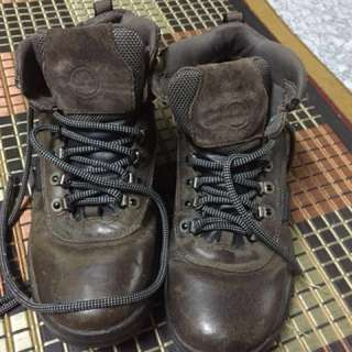 TIMBERLAND Leather Waterproof Boots (Unisex)