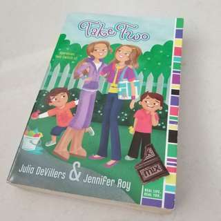 Take Two - Julia DeVillers & Jennifer Roy