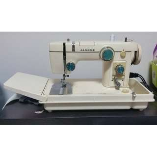 Janome Sewing Machine 802