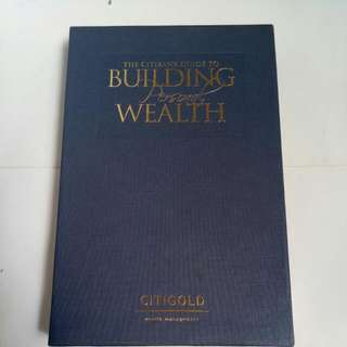Brand New Building Personal Wealth