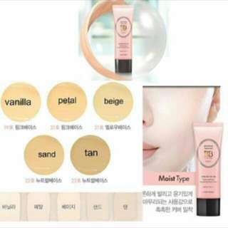 ETUDE HOUSE precious mineral BB cream moist spf 50