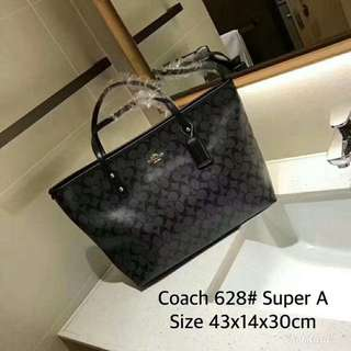 [SUPER A] COACH NEVERFULL TOTE HANDBAG (FREE POSTAGE)