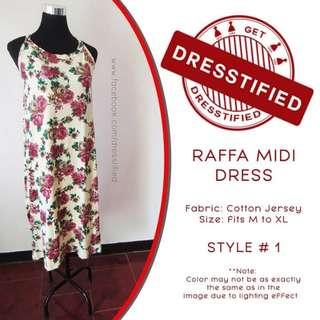Raffa Midi Dress