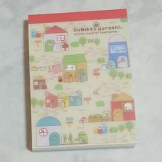 Cute japanese notepad