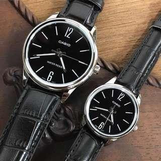 新貨到💥Casio情侶款皮帶手錶