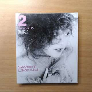 張娜拉 JJang Na Ra 甜美的夢 Sweet Dream (CD+VCD)