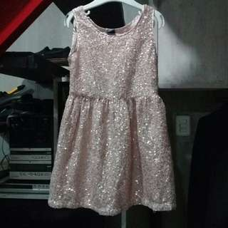 Baby Gap Sequins Dress