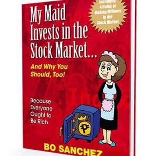 FREE Ebook: My Maid Invests in the Stock Market... And Why You Should, Too!