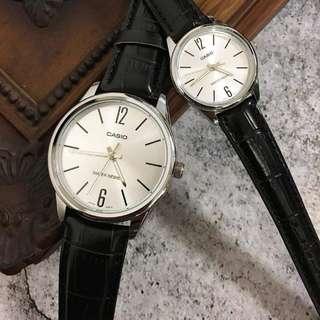 新貨到💥Casio情侶皮帶手錶