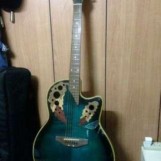 Voo Doo ,guitar acoustic