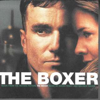 MY CD -  OST - THE BOXER