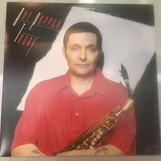 Art Pepper ‎– Today, Japan Press Vinyl LP, Galaxy ‎– VIJ-6302, 1979, with OBI