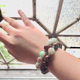 Distance bracelet bohemian style