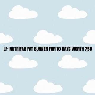 LF: NUTRIFAB