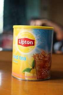 Lipton Iced Tea: Lemon Flavor 1.42kg