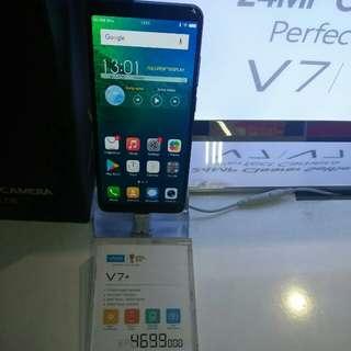 Vivo V7+ Promo cicilan awal tahun