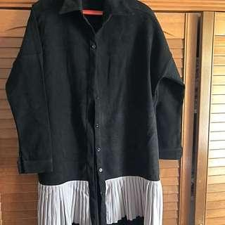 Used Black Long Dress