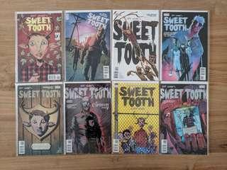 Vertigo Comics Sweet Tooth # 1-14