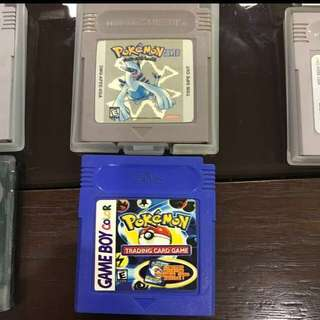 Nintendo Game boy cartridges