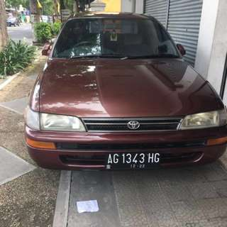 Great corolla 93
