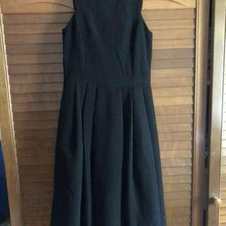Used Black Dress
