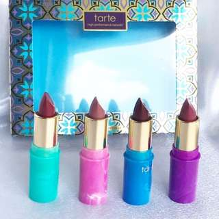 Tarte mermaid kisses lipstick set