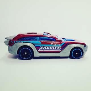 Hotwheels Pursuit Sheriff @ Loose