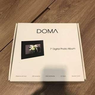 Digital photo album 電子相架