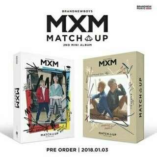 MXM : MATCH UP