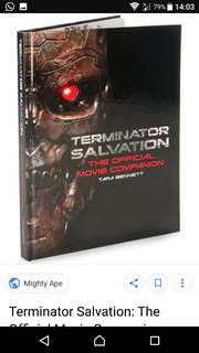 Terminator Fans! chance to learn more about the movie!