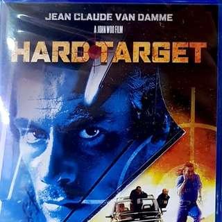 HARD TARGET BLURAY
