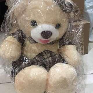 Boneka teddy bear (40cm)