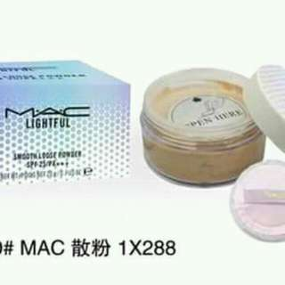 Mac Loose Powder