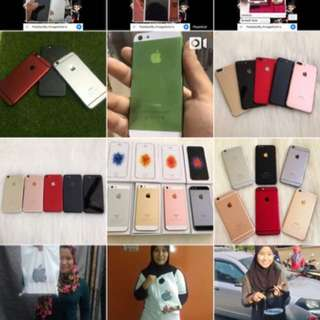 Iphone original murah!