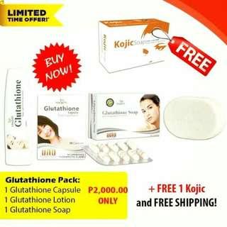 Glutathione Set
