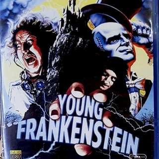 YOUNG FRANKENSTEIN BLURAY