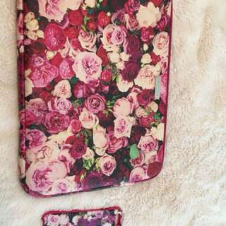 kate spade computer and iphone 6 case set