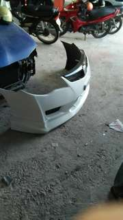 Bumper type r complete lips mugen
