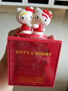 Hello Kitty and Mimi Mini Drawer