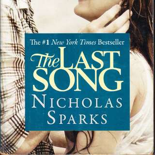 """The Last Song"" by Nicholas Sparks"